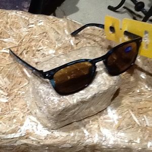 NWT SunReaders 1.50 Mag - Cool Blue Tortoise Shell